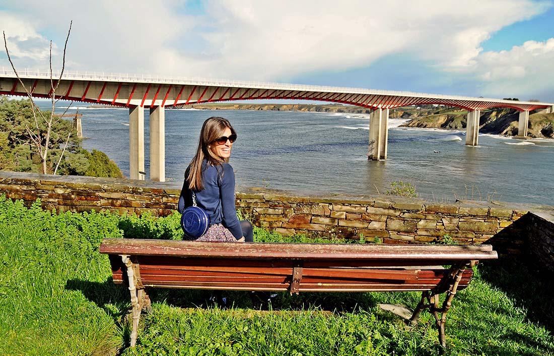 Simply Mathilda Azul marino como protagonista